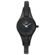 Shop Obaku's Black Designer Watches Online