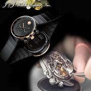 Get authentic Hamilton watch repair service only at Jjwatchrepair.com