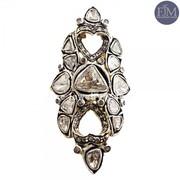 Pave diamond Rings Supplier