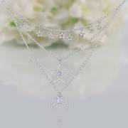 Moonstone Necklace - Sky Energy