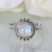 Moonstone Ring Miracle Of Zeus