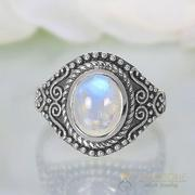 Moonstone Ring Magical Alchemy