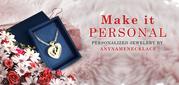 Personalised jewellery,  Custom jewellery