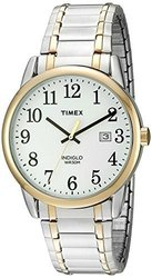 Best Timex Easy Reader Date Expansion Band Watch review in USA
